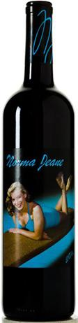 Marilyn Wines Norma Jeane A Young Merlot